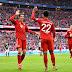 Bayern e Dortmund vencem, mas Bávaros assumem a liderança pelo saldo. E teve Lewandowski recordista
