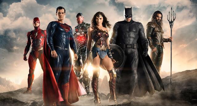 Justice League Wallpaper Engine