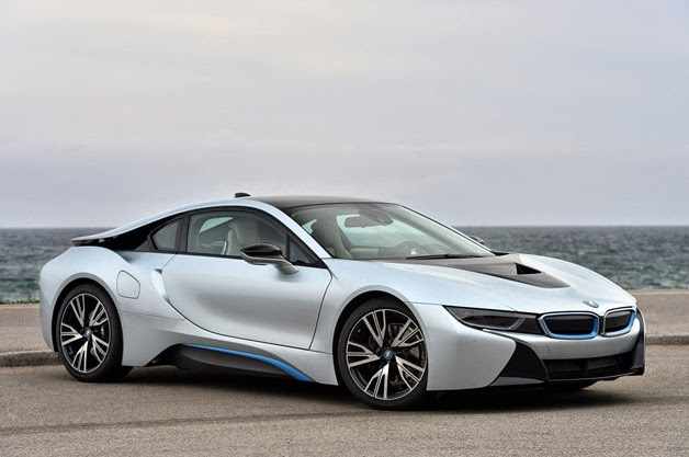 BMW i8 HD picture