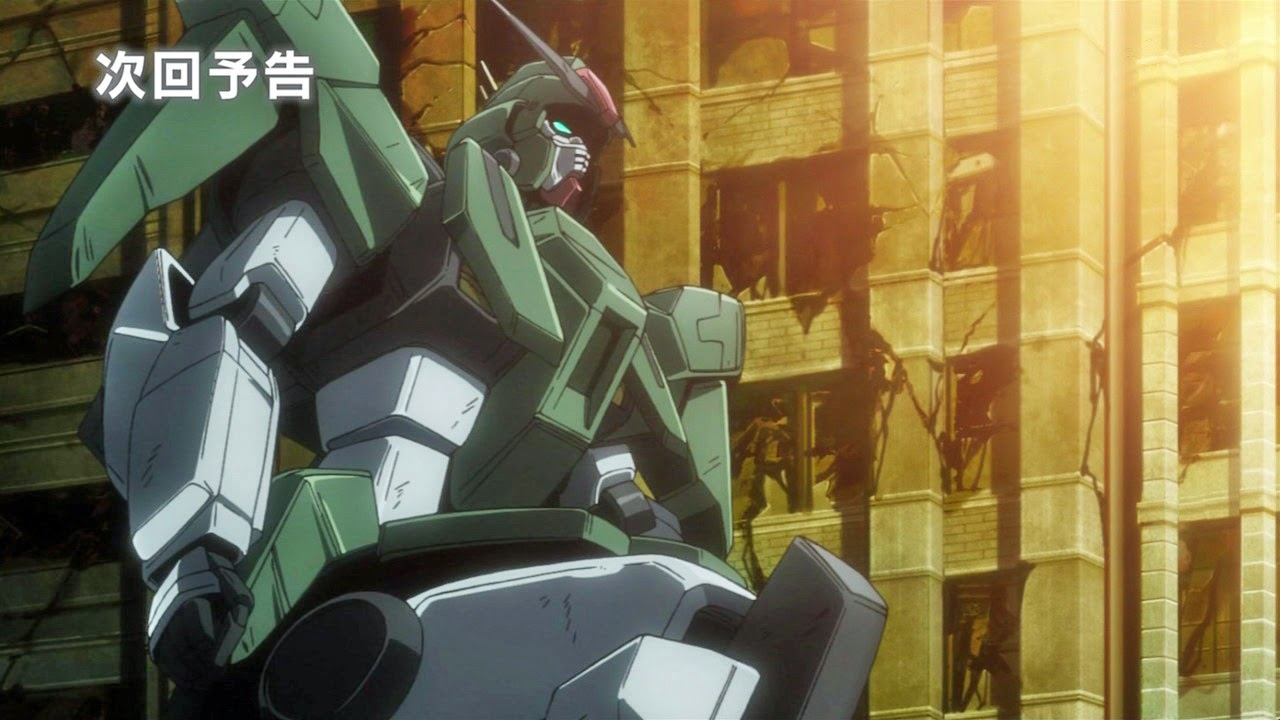 build fighters try episode - photo #22
