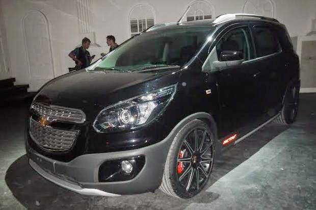 Dunia Modifikasi: Galeri Modifikasi Mobil Chevrolet Spin