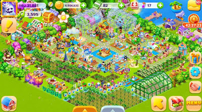 Family Farm Seaside  Mod Apk Terbaru