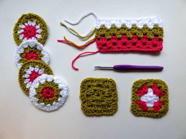 Learn to Crochet Intermediate Level