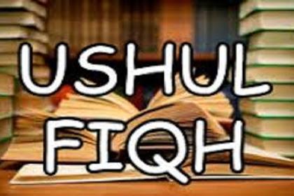 Definisi dari Ushul Fiqh