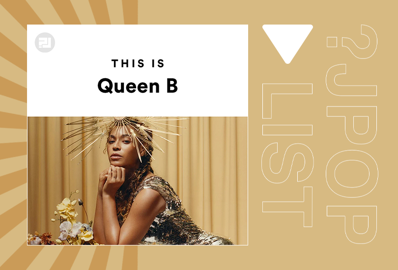 Random J Pop playlist: This is Queen B | Random J Pop