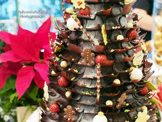 🎄🎄 Valrhona Chocolate Christmas Tree 🎄🎄
