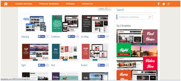Yüzlerce Bedava Blogger Temaları seo mektebi