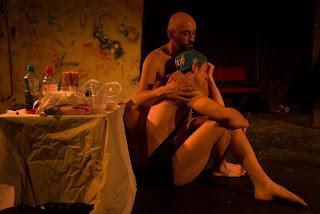 5 Guys Chillin' @ The King's Head Theatre