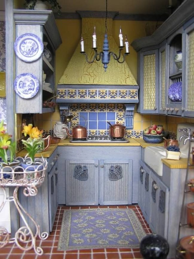 20 ideas for a small kitchen
