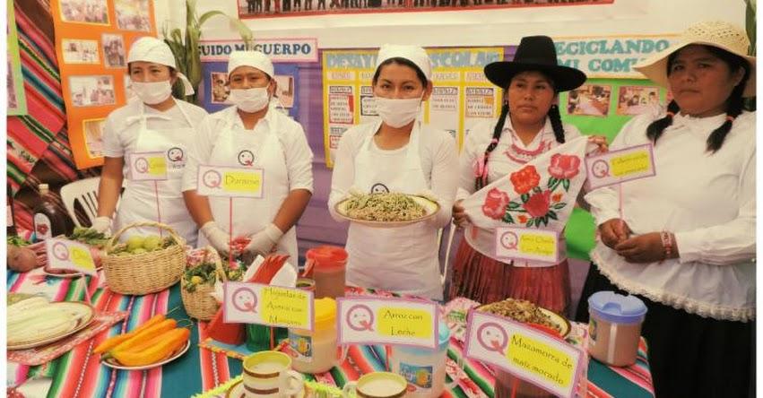 QALI WARMA: Comités de Alimentación Escolar (CAE) exitoso del distrito de Ite representará a Tacna en Encuentro Nacional www.qaliwarma.gob.pe