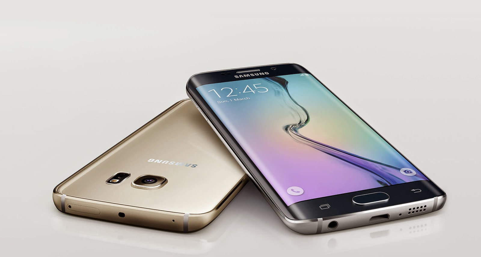 Samsung Galaxy S6 Edge - Highest Specs Android Smartphones in 2015