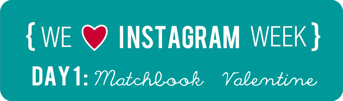 How to Make a Valentine Using Instagram Pictures - My Sister's ...