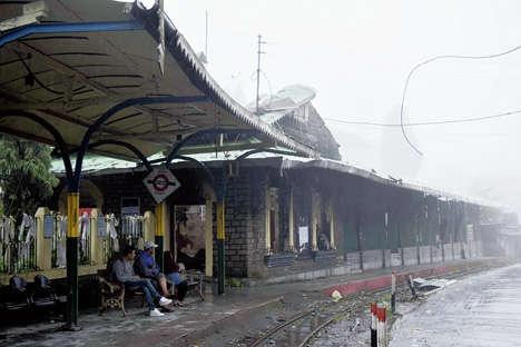 Sonada railway station