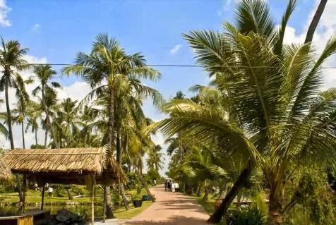 Binh Quoi tourist village 3