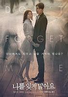 Sinopsis Film Korea Don't Forget Me (2017)