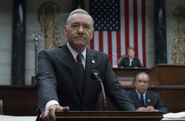 Kevin Spacey's Frank Underwood might be written off 'House of Cards' Onlinelatesttrends