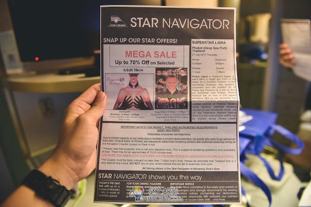 Star cruises Superstar Libra 丽星邮轮 天秤号 3D2N 槟城 普吉岛 Penang Phuket starcruises libra Night show