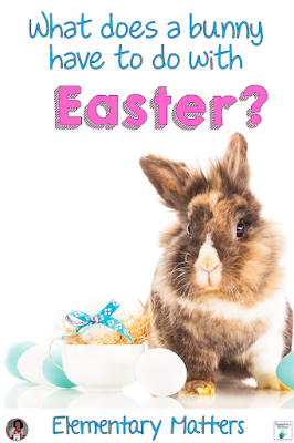 What does a bunny have to do with Easter? Did you ever wonder this? Here's the answer!