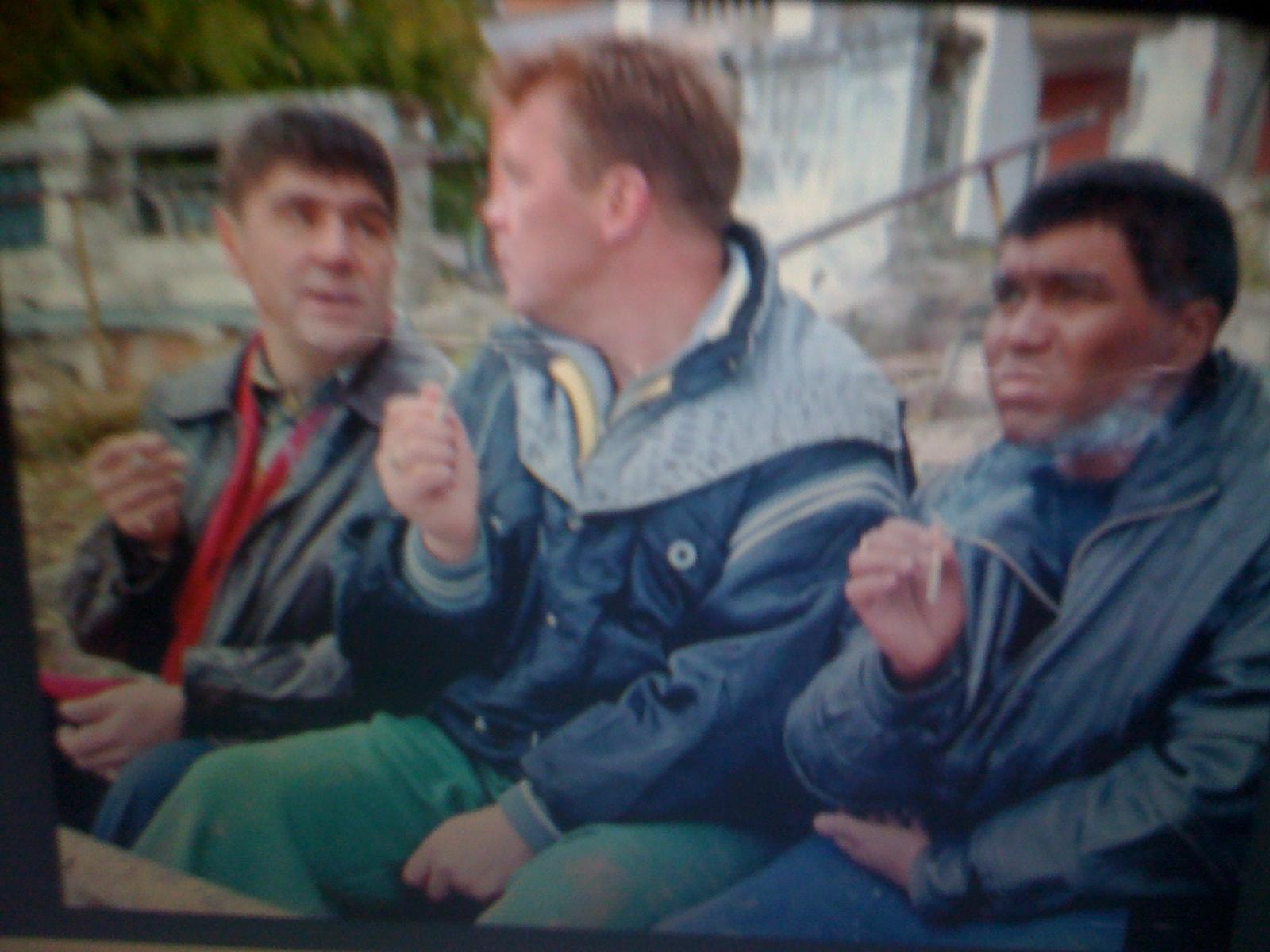 Black People St Petersburg Russia