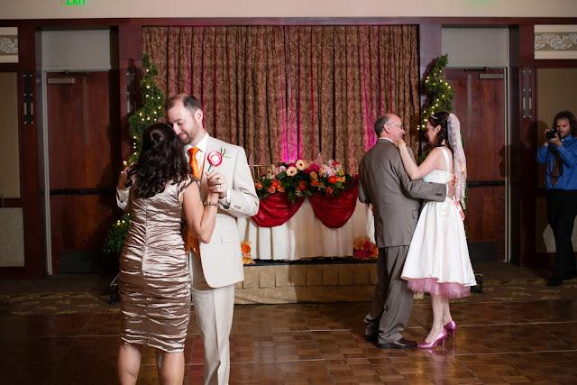 Disneyland Wedding - Grand Californian Hotel - Trillium Room {Root Photography}
