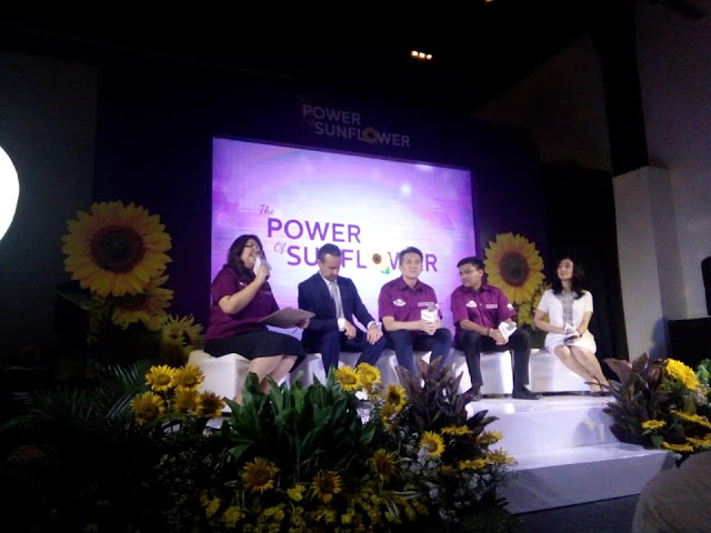 Philips MyCare LED yang Terinspirasi dari Bunga Matahari