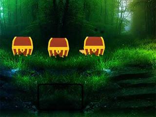 Juego Escape Special: Fantasy Forest Solución