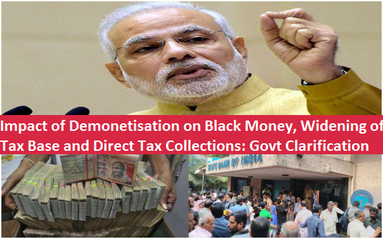 mpact-of-demonetisation-on-black-money-paramnews-govt-clarify