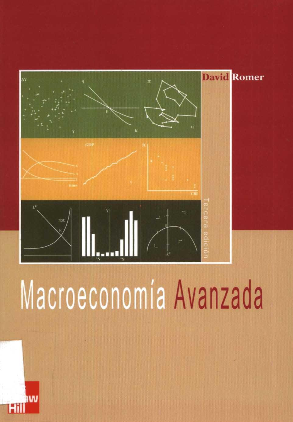 Macroeconoma avanzada de david romer economa digital macroeconoma avanzada de david romer fandeluxe Images