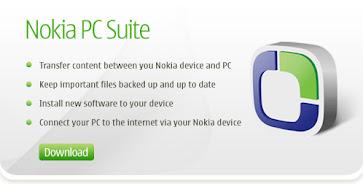 Nokia PC Suite Software