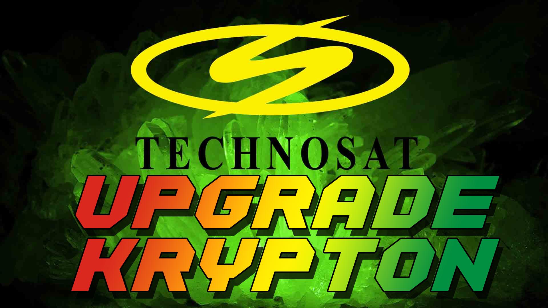 Cara Upgrade Firmware Receiver Technosat TS 2000 Krypton HD