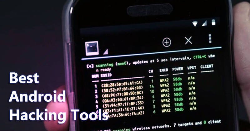 The Best New Free Free Android Phone Hack Software