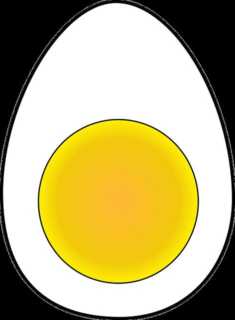 yema de huevos de la abuela