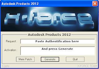 Xforce keygen autocad 2012 32 bit free download