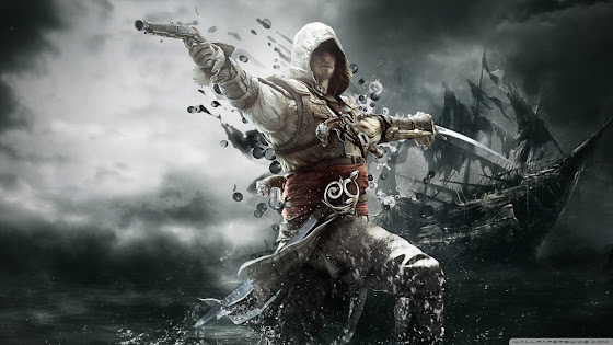 Assassin's creed 4: Black Flag (AC4 2013)