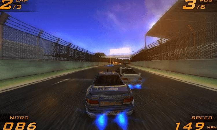 تحميل لعبة Nitro Racers