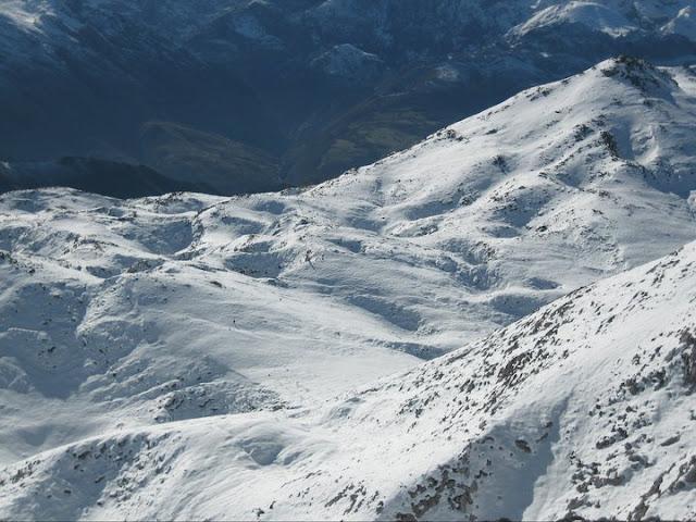 Rutas Montaña Asturias: Desde el Turbina, descenso