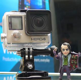 GoPro Hero 4 Black Edition Second Di Malang
