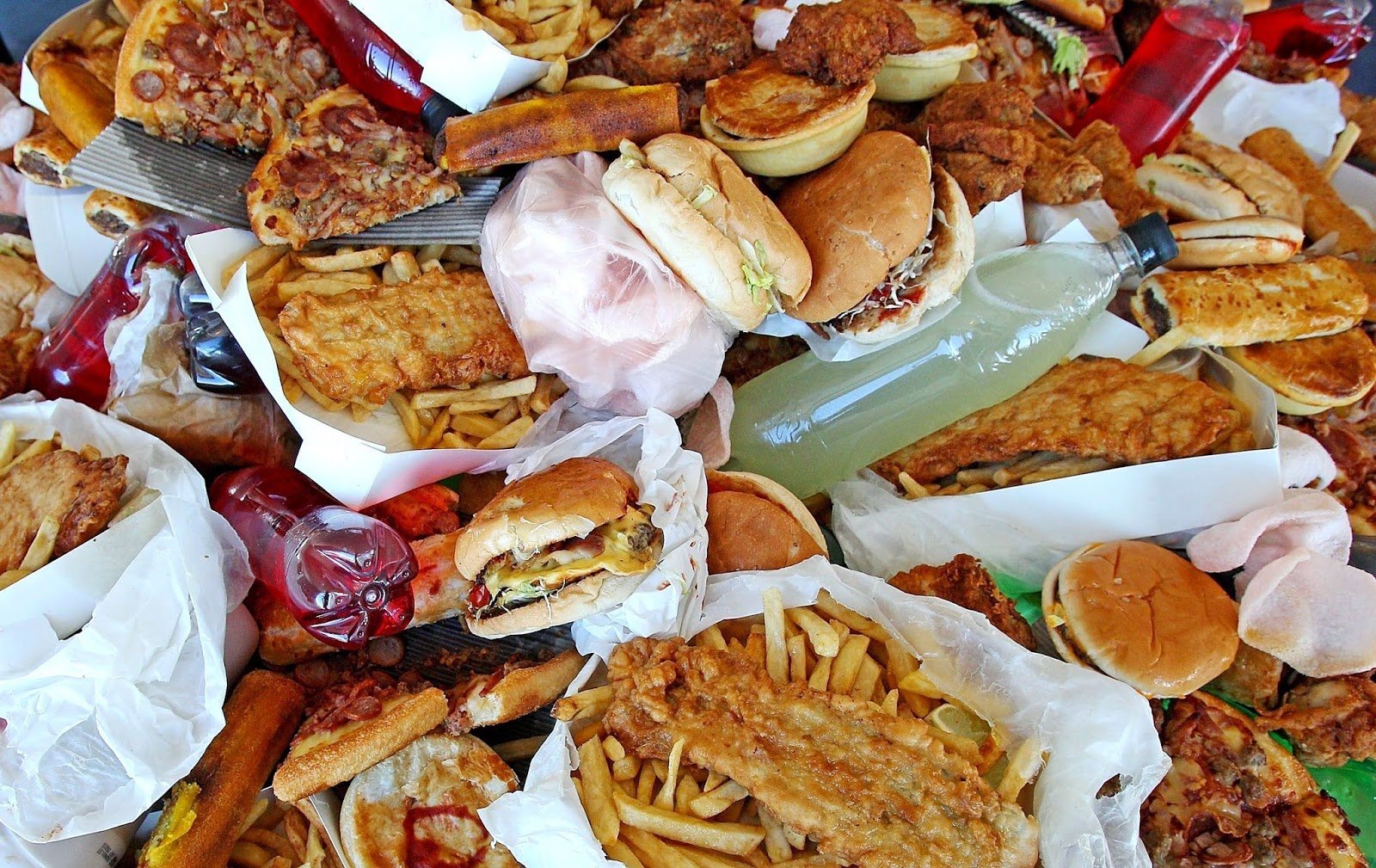 Stop Eating So Much Chemicals