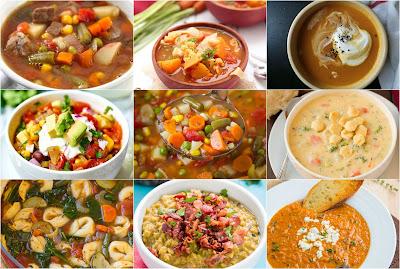 Unique Vegetable Soup Recipe