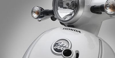 2016 Honda Metropolitan hd image