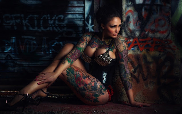 Hot Sexy Tattoo images