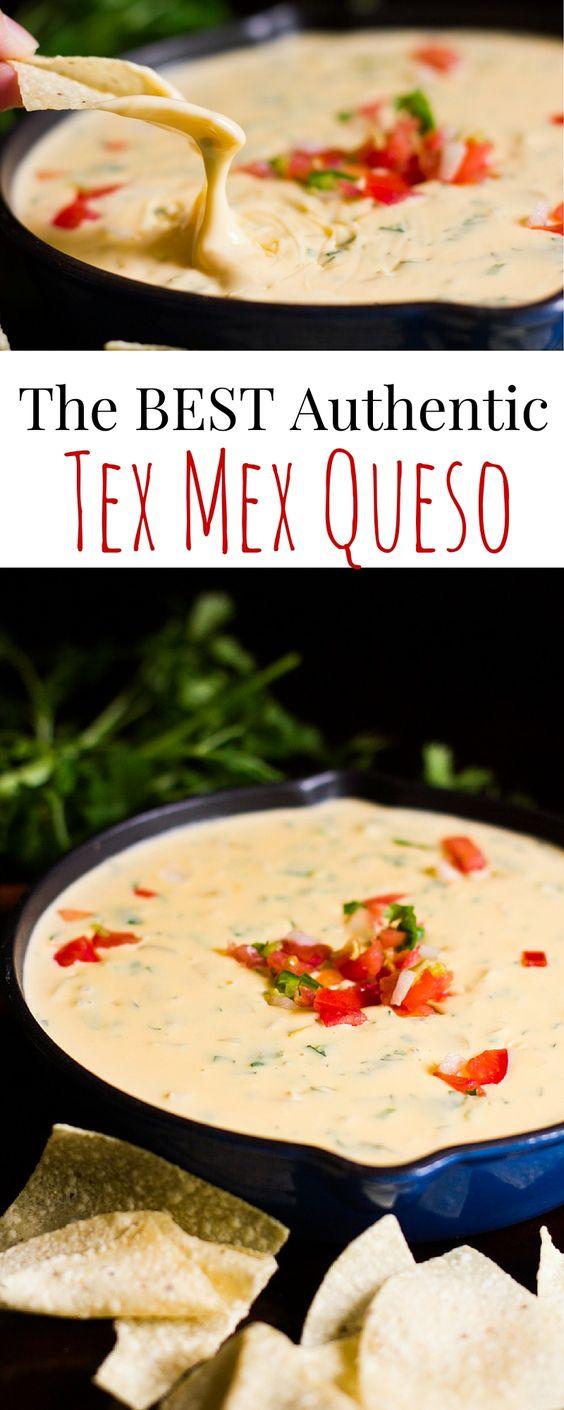 TEX MEX QUESO