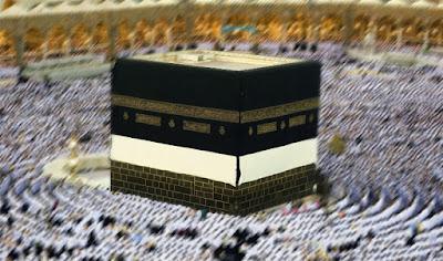 Gambar Kakbah Mekkah