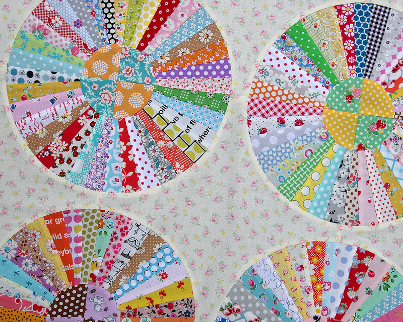 Red Pepper Quilts Carousel Quilt Work In Progress Part 2