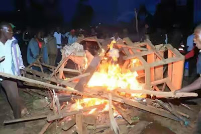 Riots in Kenya after police kill two women