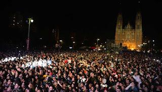 Convocan a las bandas locales que deseen participar del aniversario de la ciudad