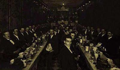 Banquete masónico