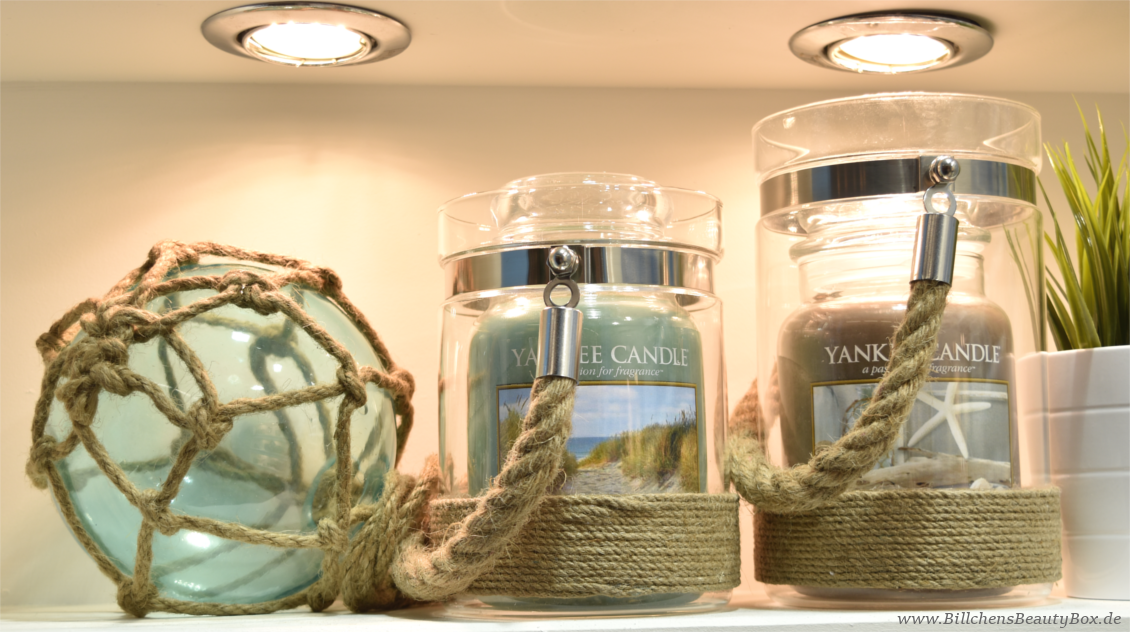 Yankee Candle - Coastal Living - Sea Air - Driftwood