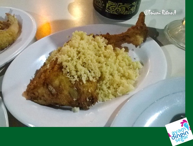 Daging ayam dalam makanan Indonesia