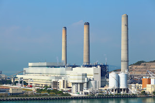 electric power generation plant